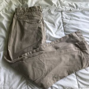 Banana Republic Dawson Khaki Pants